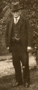 A picture of Clement Gray later in life (see below or click image for source and acknowledgements etc., ref. Image 2).