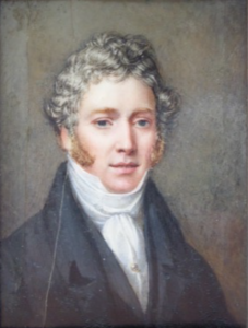Possibly a portrait of William Henry Day - see the note below (also, see below or click image for source and acknowledgements etc., ref. Image 4).